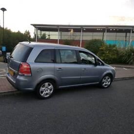 2008 Vauxhall Zafira 1.6 Energy Mot Full v5