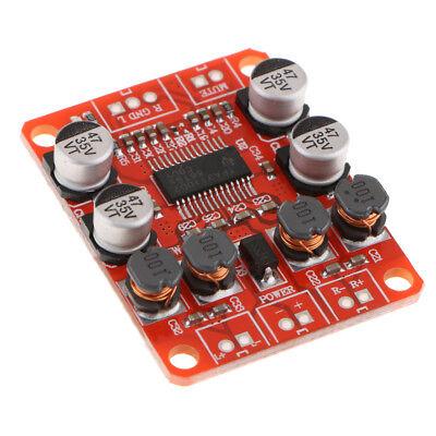 Tpa3110 Digital Audio Power Amplifier Board Diy Module 15w Dual Channel