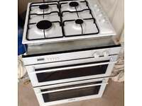 Gas hob and cooker