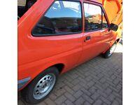 Original Mk2 Fiesta