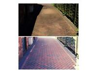 Gloucestershire Driveway/Patio/Decking Cleaning