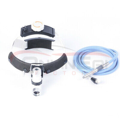 Fiber Optical Medical Headlight Dental Headlamp Surgical Operating Ent Surgery