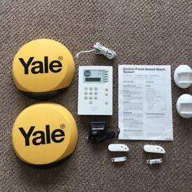Yale house burglar intruder wireless alarm.