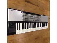 Novation Remote SL 61 Midi keyboard controller synth - amazing!
