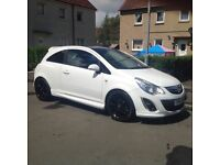 Limited edition corsa FSH MOT April excellent condition £4690 HPI clear Rac report included