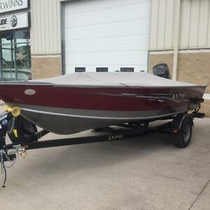 2015 Lund 1775 Pro Guide London Ontario image 1