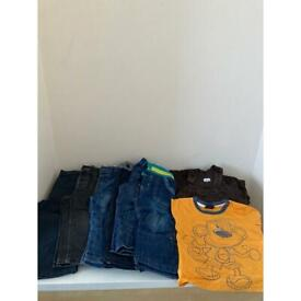 Bundle of Clothes 18-24m