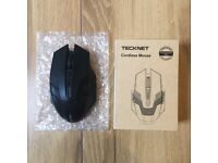 8 Buttons Wireless Gaming Mouse (Brand New)