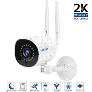 Camera de securite exterieure sans fil / Outdoor Security Camera Wireless