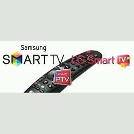 Samsung tv iptv
