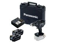 Panasonic EY79A2 18V/14.4V Dual Voltage Brushless Combi Hammer Drill 2x 5.0Ah