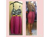 Bandage Dress Size 8