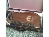 32 string antique zither