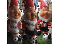 AFC Bournemouth Football Garden Gnome 🎨⚽️