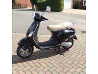 PIAGGIO VESPA LX50 2005. 6,000 MILES - £875