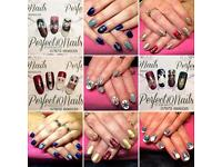 Christmas Nail Appointments