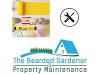 The Bearded Gardener & Property Maintenance Ltd