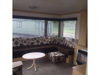 8 Birth Caravan for Rent Marton Mere Blackpool.