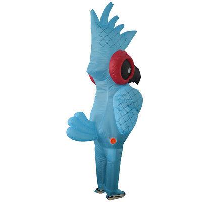 Einzigartig Papageien Aufblasbares Kostüm Luft Anzug Fatsuit - Fat Suit Luft Kostüm