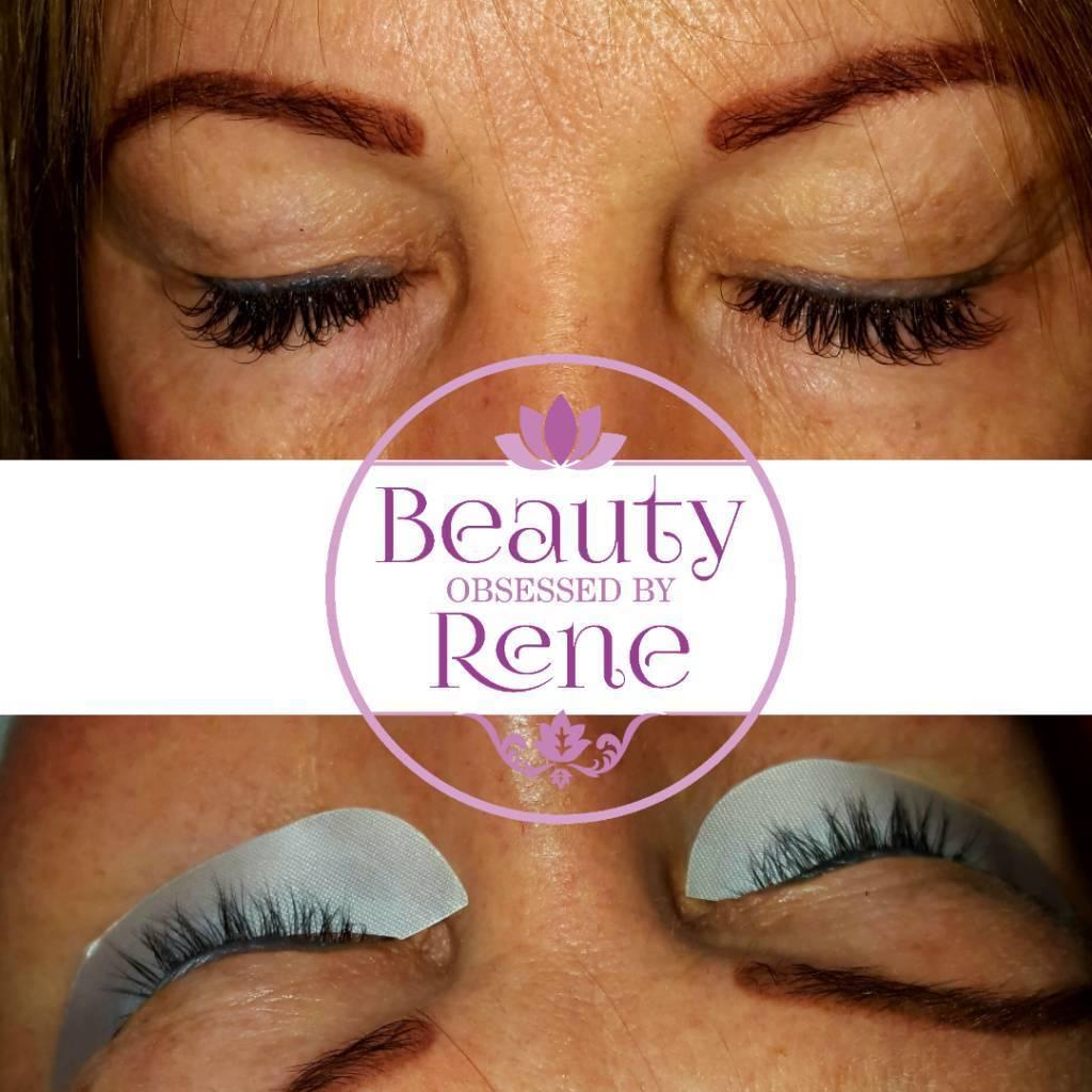 Mobile Beauty Therapist, Semi-permanent, Volume Eyelash Extension, Lash & Brow tinting, Gel manicure