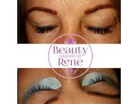 Mobile Beauty Therapist,Individual&Volume Eyelash Extension,Lash Lift,Lash&Brow tinting,Gel manicure