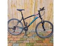 B'twin Rockrider mountain bike