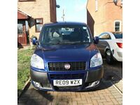 2009 FIAT DOBLO DYNAMIC 1.4 WHEELCHAIR DISABLED