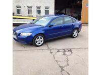08 volvo s40 1.6 met blue 69000miles £3800