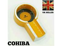 COHIBA CIGAR ASHTRAY & HOLDER, FREE UK POST