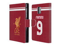 NEW-Official LFC Firmino Home Kit 17/18 Case for Blackberry Passport