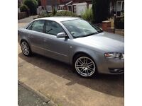 Audi a4 2.0 tdi (140bhp)6 speed rs4 alloys 90,000 FSH major service carried out 5k ago