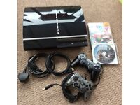 Playstation 3 Phat with 750GB Hard Drive