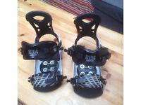 Ride LX Snowboard bindings XL