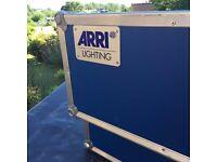 Arri Flight Case Lighting Film Kit L2.76970.3FL light head Blue