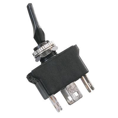 2 Radioshack 20a 12vdc Hd Auto-flip Dpdt Center Off Switch 275-0710 - Nip
