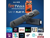 Amazon fire stick 2nd gen