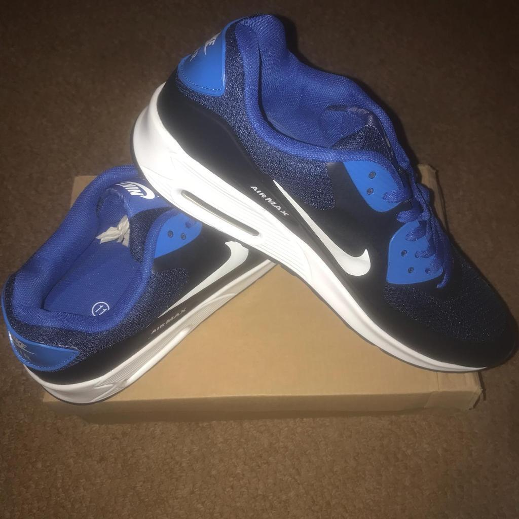 SIZE 8 BRAND NEW NIKE AIRMAX 90 AIR MAX BOXED TRAINERS ( not tn 110s 95 110 adidas 97 )   in Erdington, West Midlands   Gumtree