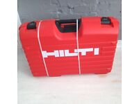 HILTI box -unused