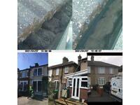 Gutter Cleaning Service!