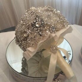 Stunning Custom made bride bouquet