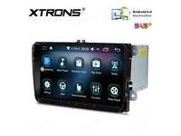 "VW GOLF MK6 9"" SCREEN ANDROID BRANDNEW (free fitting)"