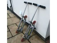 2 Childrens scooters for sale