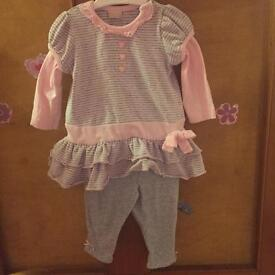 3/6 months outfit