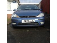 Immaculate Ford Focus 1.6 automatic with full service history