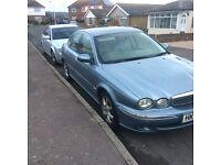 Jaguar xtype 2.0 diesel 2004 long mot