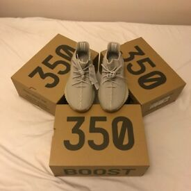 abbf25e101a8 Yeezy Boost 350 Sesame Size UK 10.5   7 Deadstock (Unworn) Kanye West Adidas