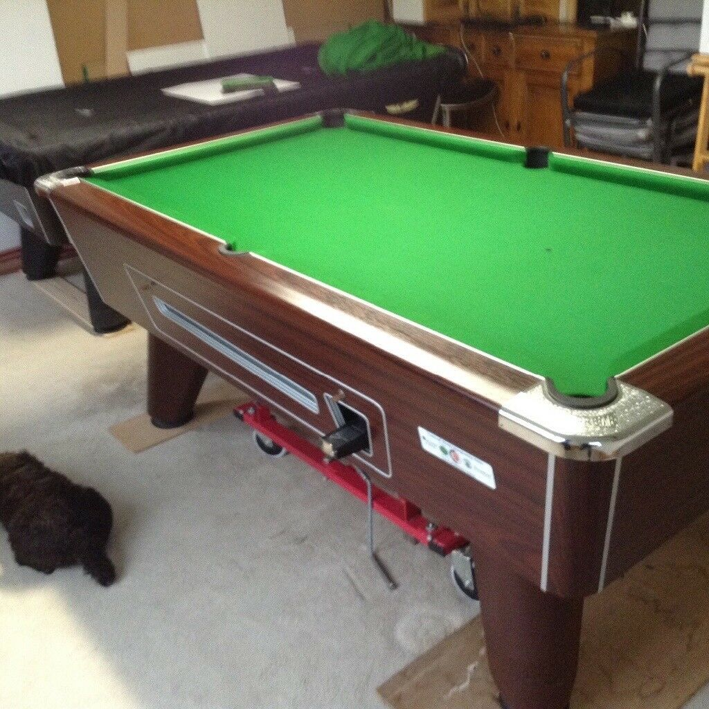 Supreme winner 7ft pool table