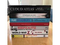 Sci-fi / fantasy book bundle