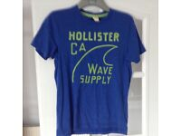 Mens hollister t shirts
