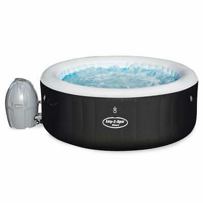 Bestway Jacuzzi Hinchable Miami Air Jet Serie Lay-Z-Spa Casa Jardín Piscina